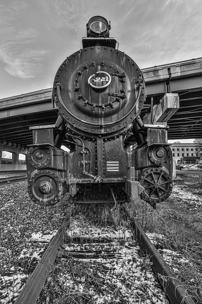 Utica Train Station