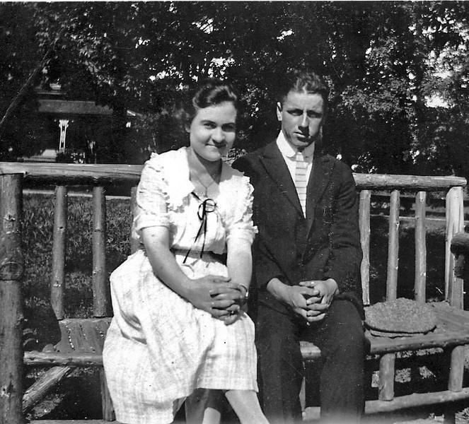 Helen & Ernest Liebe
