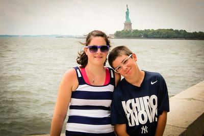 New York City, August 2012
