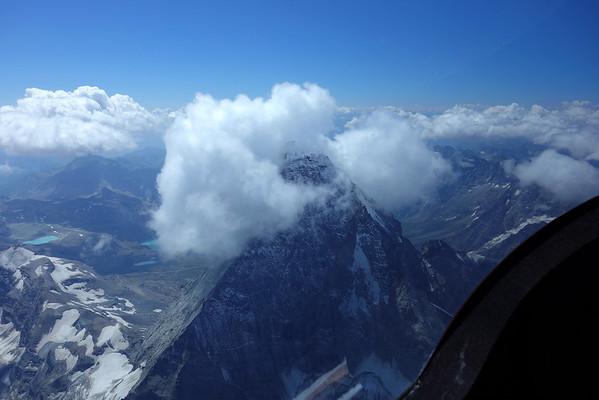Over Matterhorn to Italy