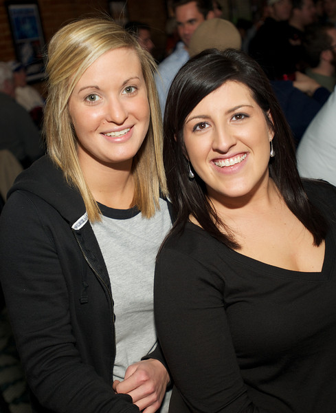 Alice and Kim of NKY at Jerzees for the Bengals game Saturday