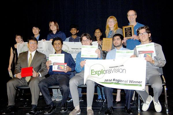 03-19-2014 Westwood ExploraVision event