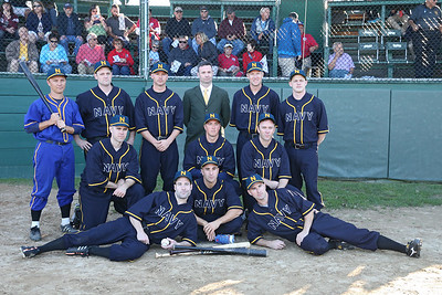 Army Navy Baseball