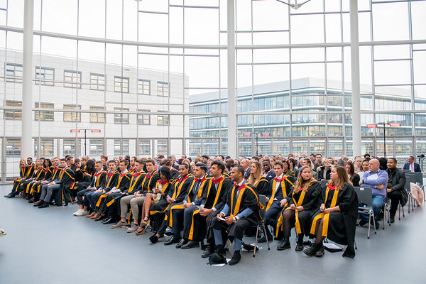 NORTHUMBRIA UNIVERSITY GRADUATION CEREMONY