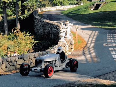Castle Hill Car Climb 2021