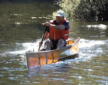 Pawtuckaway 2004 Canoe-O