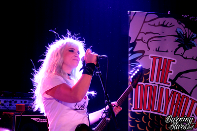 The Dollyrots @ The Roxy Theatre (West Hollywood, CA); 6/29/17