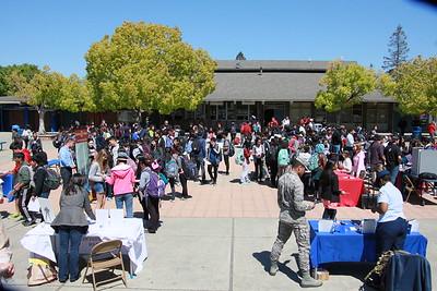 15-16 Volunteer and Job Fair