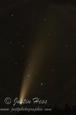 Comet C2020F3 Neowise 07-17-2020