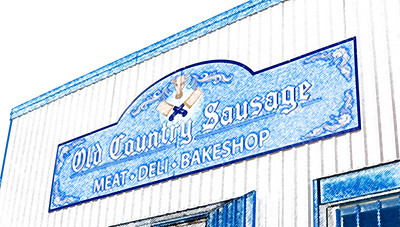 Old Country Sausage