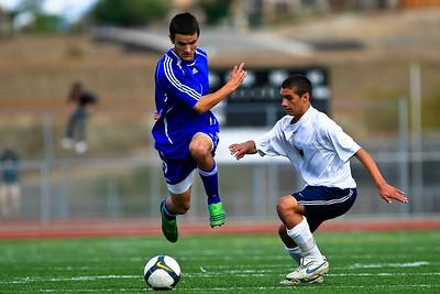 Vista Varsity Soccer 11-06-2009