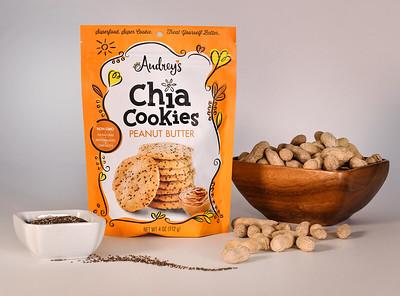 Audrey's Chia Cookies 2