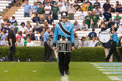 Notre Dame 10/11/08 - Game