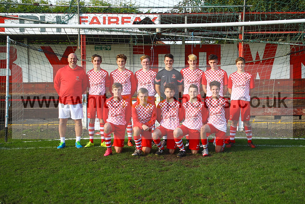 Selby Town under 17's