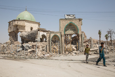 Mosul  - One year on