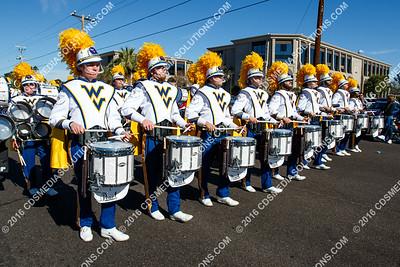 2016 Fiesta Bowl Parade