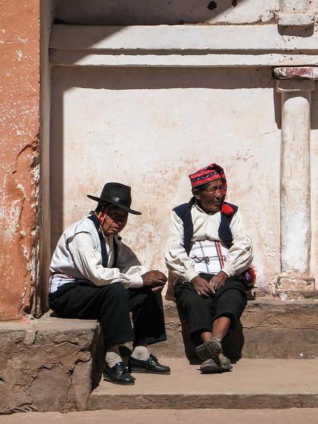 Men of Tequile