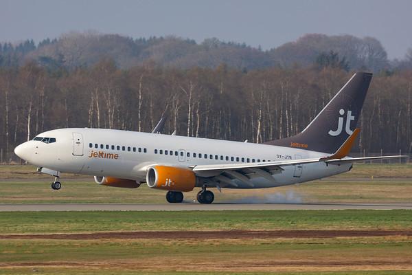 OY-JTR - Boeing 737-73A
