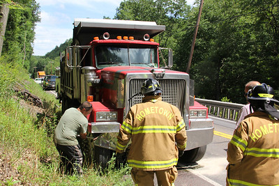 MVA, SR54 west of Hometown (7-24-2013)