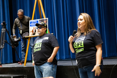 Montwood HS National Donor Day