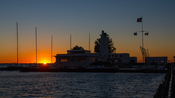 Whiskey Island - Old Coast Guard Station