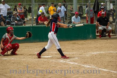 St Softball SHS vs Bountiful 5-21-2013
