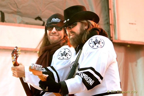 January 6, 2019 - The Road Hammers at Hometown Hockey in Strathcona County