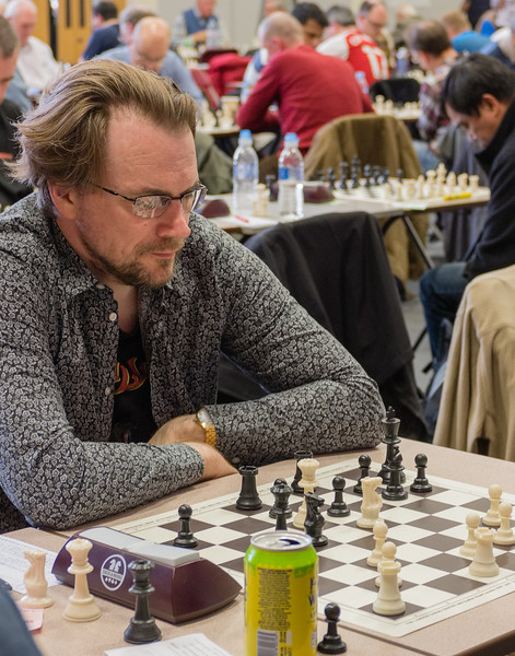 Paul Colburn, challengers section joint winner
