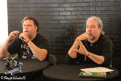 Meshuggah Press Conference
