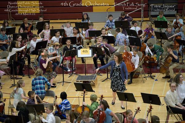 4th Grade Orchestra