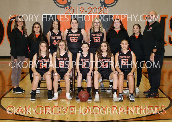 2013-2020 Oak Grove High School and Middle School Individual and Team Pictures