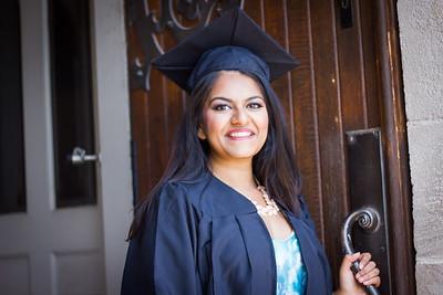 Sibani's Graduation 2015