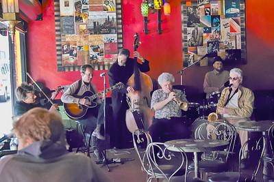 Tivoli Cafe Jazz, North Beach San Francisco