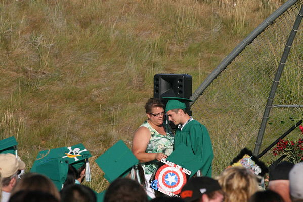 Dylan's Graduation