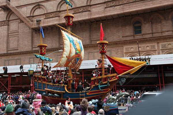 NY Maycs Day Parade