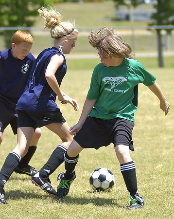 Stingray Soccer