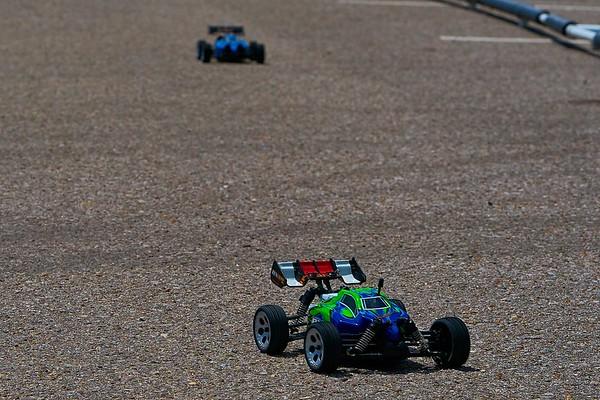 RC RACECARS