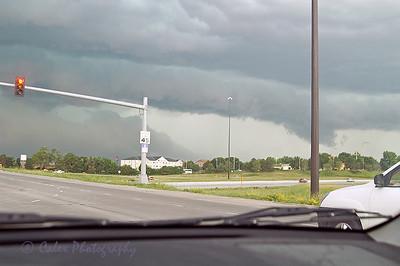 Storm on 06/27/08