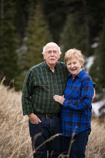 Roger & Susan