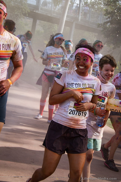 The Color Run Brisbane 2014