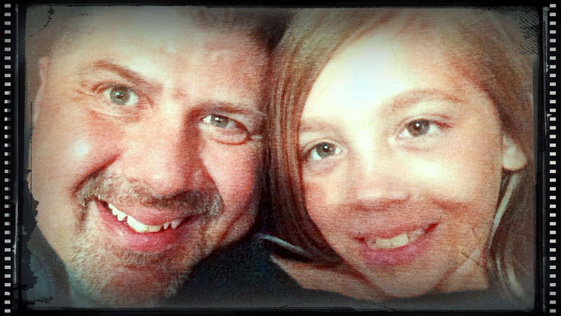 Alyssa and Uncle Darren
