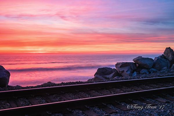 San Clemente Railroad 1/17/17