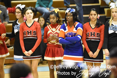 10-29-2016 Watkins Mill HS at Walt Whitman Cheerleading Invitational, Photos by Jeffrey Vogt Photography