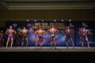 Men's BB 50+ Heavyweight