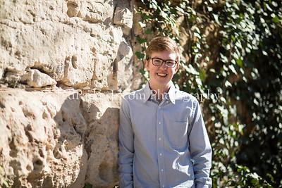 Long Senior Portrait