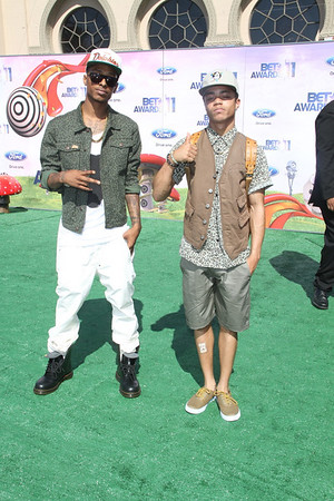 BET AWARDS 2011 - More Red Carpet Arrivals 6-26-2011