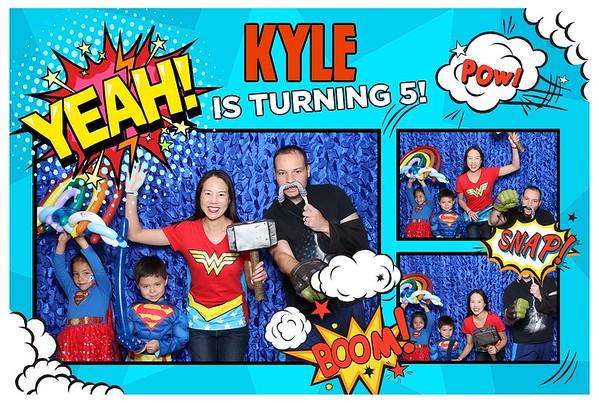 PRINTS - Kyle's 5th Birthday