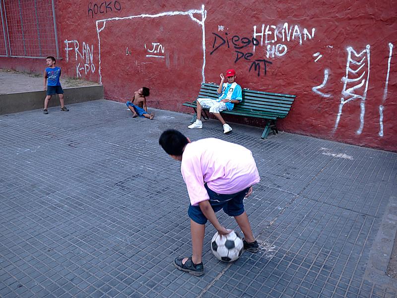 Playground Postures
