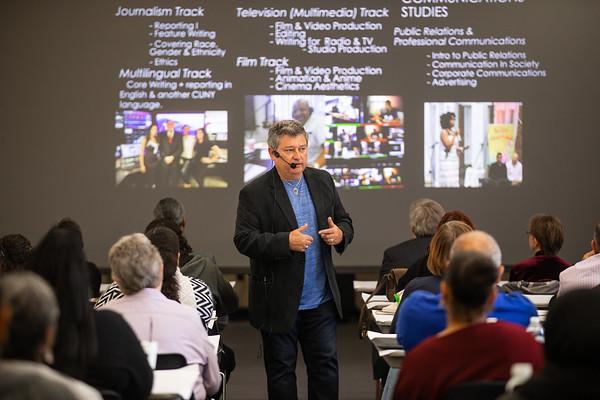 LS 146-2018 Arts & Humanities Enrollment Management Meeting