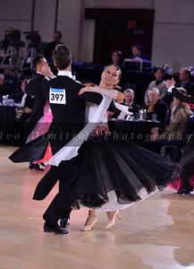 SnowBall Classic 2014  Senior 1 Standard Championship
